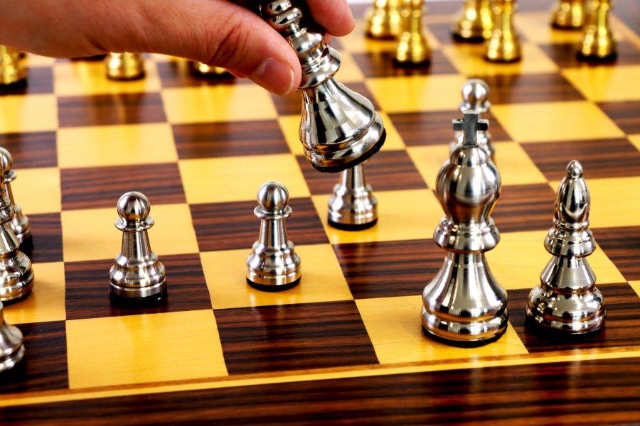 Das Schachfigurenset -